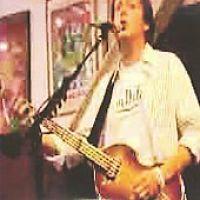 Cover Paul McCartney - Amoeba's Secret