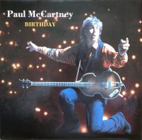 Cover Paul McCartney - Birthday