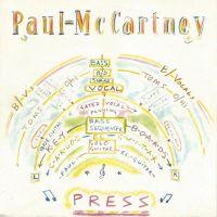 Cover Paul McCartney - Press