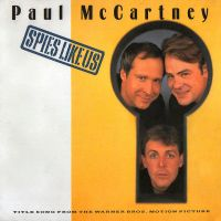 Cover Paul McCartney - Spies Like Us