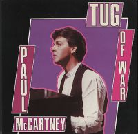 Cover Paul McCartney - Tug Of War