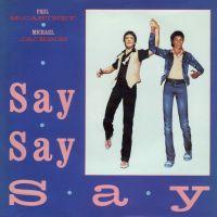 Cover Paul McCartney & Michael Jackson - Say Say Say