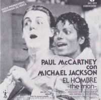 Cover Paul McCartney & Michael Jackson - The Man
