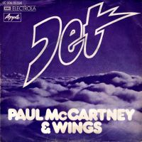 Cover Paul McCartney & Wings - Jet