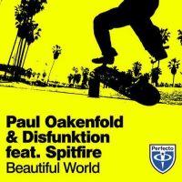 Cover Paul Oakenfold & Disfunktion feat. Spitfire - Beautiful World