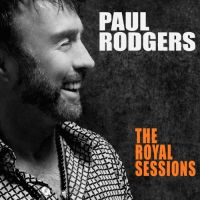Cover Paul Rodgers - The Royal Sessions