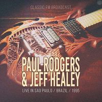 Cover Paul Rodgers & Jeff Healey - Live In Sao Paulo / Brazil / 1995