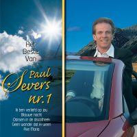 Cover Paul Severs - Het beste van nr. 1