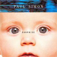 Cover Paul Simon - Surprise