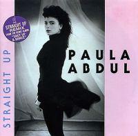 Cover Paula Abdul - Straight Up