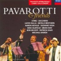 Cover Pavarotti & Friends - International Charity Gala Concert