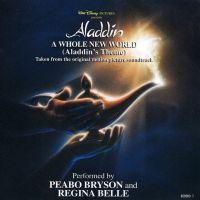 Cover Peabo Bryson and Regina Belle - A Whole New World (Aladdin's Theme)