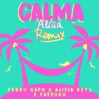 Cover Pedro Capó x Alicia Keys x Farruko - Calma (Alicia Remix)