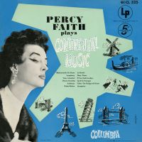 Cover Percy Faith - Percy Faith Plays Continental Music