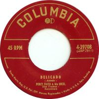 Cover Percy Faith And His Orchestra - Delicado