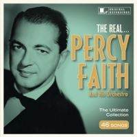Cover Percy Faith And His Orchestra - The Real... Percy Faith And His Orchestra - The Ultimate Collection