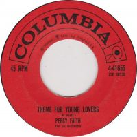 Cover Percy Faith And His Orchestra - Theme For Young Lovers