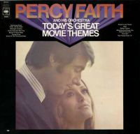 Cover Percy Faith And His Orchestra - Today's Great Movie Themes