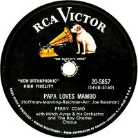 Cover Perry Como - Papa Loves Mambo