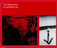Cover Pet Shop Boys - A Red Letter Day