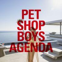 Cover Pet Shop Boys - Agenda (EP)