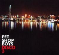 Cover Pet Shop Boys - Disco 3