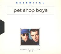 Cover Pet Shop Boys - Essential