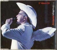 Cover Pet Shop Boys - Jealousy