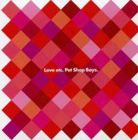 Cover Pet Shop Boys - Love etc.