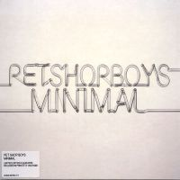 Cover Pet Shop Boys - Minimal
