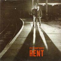 Cover Pet Shop Boys - Rent