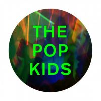 Cover Pet Shop Boys - The Pop Kids