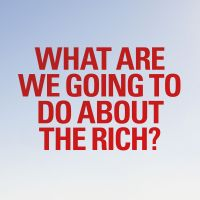 Cover Pet Shop Boys - What Are We Going To Do About The Rich?