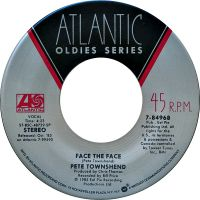 Cover Pete Townshend - Face The Face
