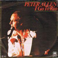 Cover Peter Allen - I Go To Rio