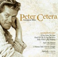 Cover Peter Cetera - Greatest Hits