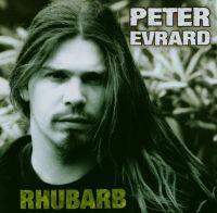 Cover Peter Evrard - Rhubarb