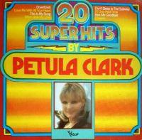 Cover Petula Clark - 20 Superhits