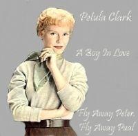 Cover Petula Clark - A Boy In Love