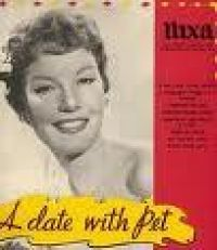 Cover Petula Clark - A Date With Pet
