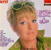 Cover Petula Clark - À Paris