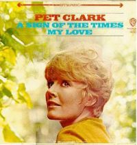 Cover Petula Clark - A Sign Of The Times
