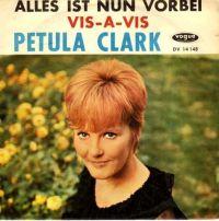 Cover Petula Clark - Alles ist nun vorbei