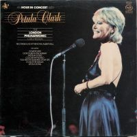 Cover Petula Clark - An Hour In Concert With Petula Clark