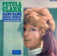 Cover Petula Clark - Bang Bang