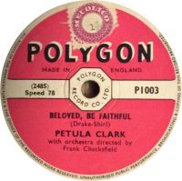 Cover Petula Clark - Beloved Be Faithful