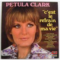 Cover Petula Clark - C'est le refrain de ma vie