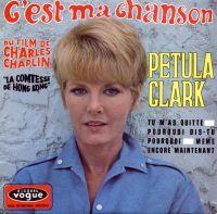 Cover Petula Clark - C'est ma chanson