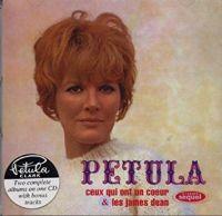 Cover Petula Clark - Ceux qui ont un cœur & Les James Dean