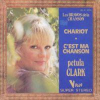 Cover Petula Clark - Chariot